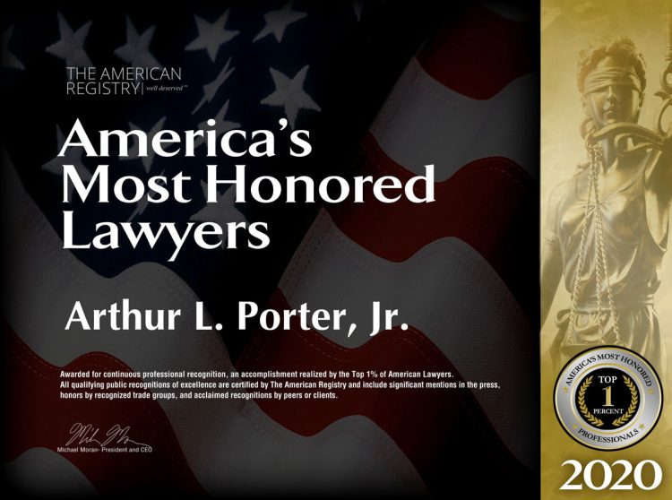 America's Most Honored Lawyers
